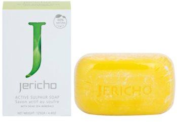 Jericho Body Care sapone allo zolfo