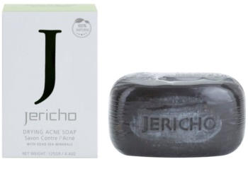 Jericho Body Care szappan pattanások ellen