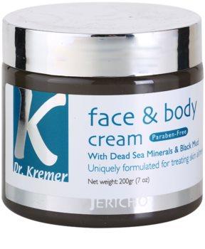 Jericho Dr. Kremer Face & Body krém na obličej a tělo