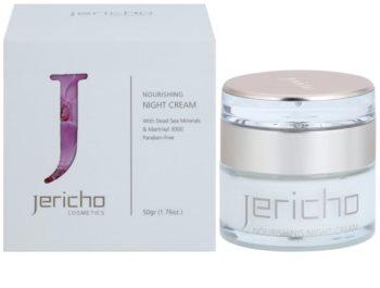 Jericho Face Care crema nutriente notte