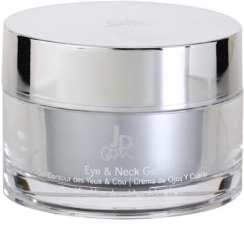 Jericho Premium gel na oči a krk s minerály z Mrtvého moře