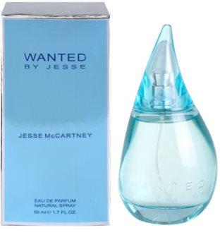 Jesse McCartney Wanted By Jesse Eau de Parfum para mulheres 50 ml