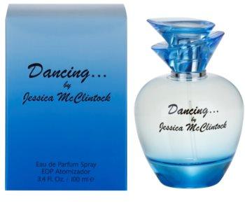 Jessica McClintock Dancing Eau de Parfum para mulheres 100 ml