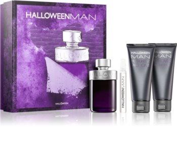 Jesus Del Pozo Halloween Man подарочный набор I. для мужчин