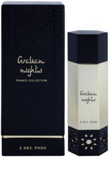 Jesus Del Pozo Arabian Nights Private Collection Woman eau de parfum para mujer 100 ml