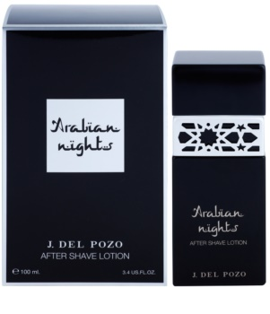 Jesus Del Pozo Arabian Nights loción after shave para hombre 100 ml