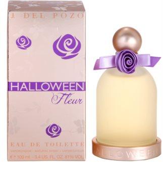 Jesus Del Pozo Halloween Fleur toaletní voda pro ženy