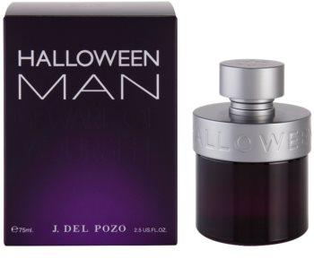 Jesus Del Pozo Halloween Man Eau de Toilette για άντρες