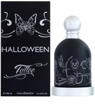 Jesus Del Pozo Halloween Tattoo Women eau de toilette para mujer