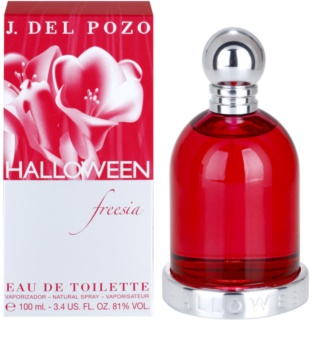 Jesus Del Pozo Halloween Freesia Eau de Toilette for Women