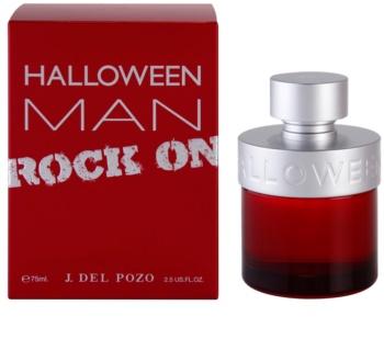 Jesus Del Pozo Halloween Man Rock On eau de toilette for Men