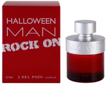 Jesus Del Pozo Halloween Man Rock Oneau de toilette uraknak
