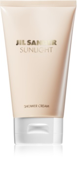 Jil Sander Sunlight crème de douche pour femme