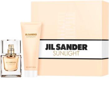 Jil Sander Sunlight darčeková sada II. pre ženy