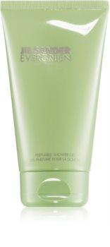 Jil Sander Evergreen gel de duche para mulheres
