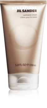 Jil Sander Sensations Body Cream for Women