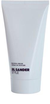Jil Sander Style crema de ducha para mujer 150 ml