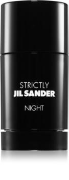 Jil Sander Strictly Night desodorizante em stick para homens