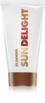 Jil Sander Sun Delight leite corporal para mulheres