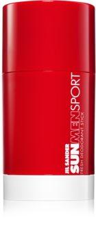 Jil Sander Sun Sport for Men desodorante en barra para hombre