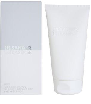 Jil Sander Ultrasense White gel de ducha para hombre 150 ml