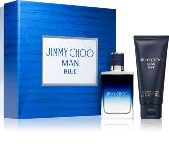 Jimmy Choo Man Blue set cadou II. pentru bărbați