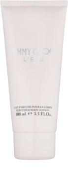 Jimmy Choo L'Eau тоалетно мляко за тяло за жени