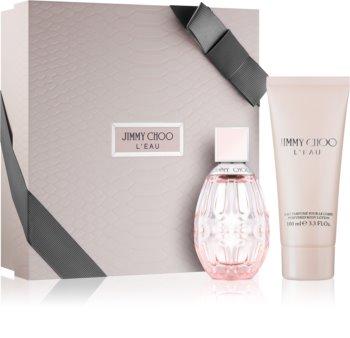 Jimmy Choo L'Eau Gift Set III. for Women