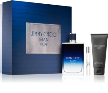 Jimmy Choo Man Blue Geschenkset I. für Herren