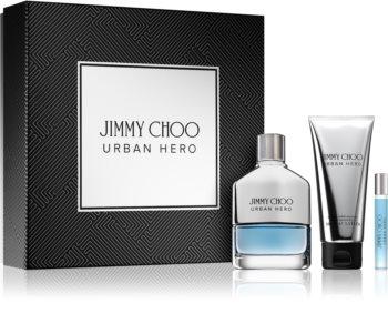 Jimmy Choo Urban Hero подаръчен комплект I. за мъже