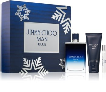 Jimmy Choo Man Blue coffret cadeau II. pour homme