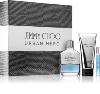 Jimmy Choo Urban Hero set cadou pentru bărbați
