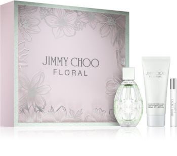Jimmy Choo Floral Gavesæt  I. til kvinder