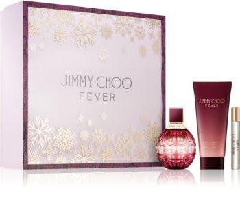 Jimmy Choo Fever Geschenkset I. für Damen