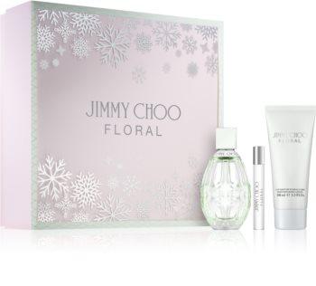 Jimmy Choo Floral Geschenkset II. für Damen