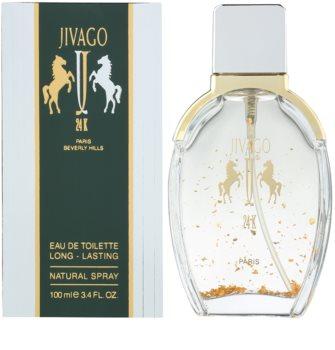 Jivago 24K eau de toilette para homens