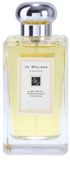 Jo Malone Lime Basil & Mandarin eau de cologne sans boîte mixte