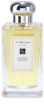 Jo Malone Lime Basil & Mandarin Eau de Cologne unboxed Unisex
