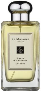 Jo Malone Amber & Lavender agua de colonia (sin caja) para hombre