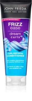 John Frieda Frizz Ease Dream Curls condicionador para cabelo ondulado