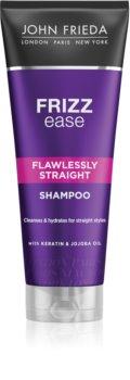 John Frieda Frizz Ease Flawlessly Straight šampón na uhladenie a hydratáciu vlasov
