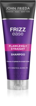 John Frieda Frizz Ease Flawlessly Straight Shampoo zum Glätten und für die Feuchtigkeitsversorgung der Haare