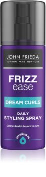 John Frieda Frizz Ease Dream Curls spray de styling para ondas más definidas