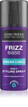 John Frieda Frizz Ease Dream Curls spray styling para ondas definidas