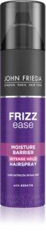 John Frieda Frizz Ease Moisture Barrier laca de fijación extra fuerte para cabello ondulado y con permanente