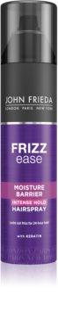 John Frieda Frizz Ease Moisture Barrier lak se silnou fixací pro vlnité a trvalené vlasy
