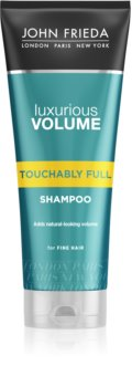 John Frieda Luxurious Volume Touchably Full champú para dar volumen