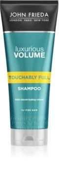 John Frieda Luxurious Volume Touchably Full Shampoo with Volume Effect