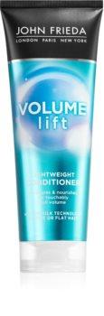 John Frieda Luxurious Volume Touchably Full balsam pentru păr fin cu efect de volum