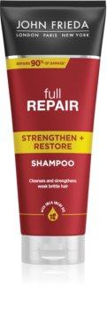 John Frieda Full Repair Strengthen+Restore подсилващ шампоан с регенериращ ефект